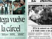 Aquellos días julio: liberación Ortega Lara secuestro Miguel Ángel Blanco