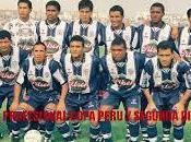 Julio Alianza Lima [Paulo Hinostroza]