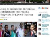 Congresista EE.UU. agrede bloguero cubano desmiente