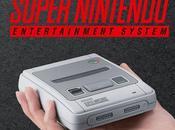Nintendo anuncia SNES Mini partir septiembre
