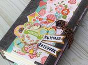 """Tutorial """"Summer Notebook"""" tienda manualidades"""