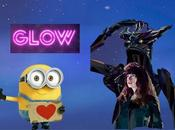 Podcast Chiflados cine: Colossal, Glow, Wonder Woman