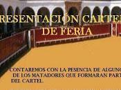 Presentación cartel taurino Feria Almadén 2017