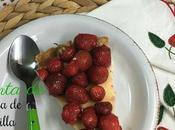 Tarta Crema Vainilla Fresas