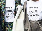 Tendencia: Camiseta Mensaje