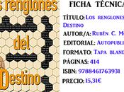 Reseña: renglones Destino, Rubén Morató