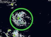 forma depresión tropical Atlántico representa peligro