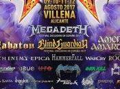 Horarios leyendas rock 2017