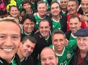 Resultado Mexico Leyendas Alemania