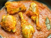 Receta pollo tomate