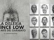 Vince Low, Dislexia Arte Garabato