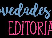 Novedades Editoriales Julio 2017 (Argentina)
