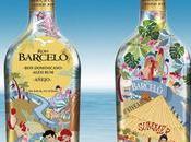 botellas Barceló llenan ilustraciones para este verano