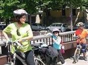Rutas bici para niños