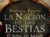 BookTime: Nación Bestias. Libro Señor Sabbath Mariana Palova