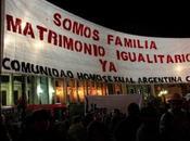 Argentina celebra 7mo. matrimonio igualitario