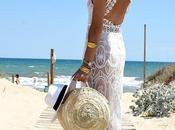 vestido blanco boho chic