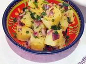 Ensalada patata marroquí Cocinas mundo (Verano)