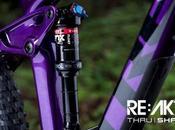 Trek 2018: nuevos amortiguadores RE:AKTIV Thru Shaft