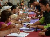 Imágenes testimonios desde Venezuela: Plebiscito contra Maduro Constituyente