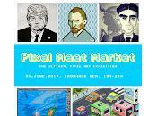 visita primer Pixel Meet Market, Barcelona.
