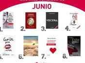 ocho títulos vendidos viveLibro junio
