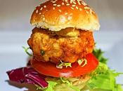 Mini hamburguesas bacalao