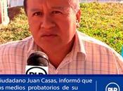 Presentan pedido vacancia contra nuevo alcalde zúñiga…