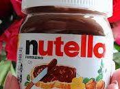 Helado, nutella