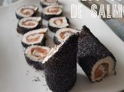 Falso sushi salmón