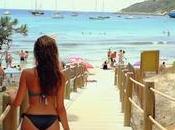 Bikini plateado Salines Ibiza