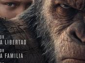 "GUERRA PLANETA SIMIOS"": Crítica cine pocas palabras"