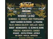 Juergas rock fest 2017, cartel completo