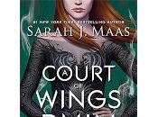 court wings ruin thorns roses Sarah Maas
