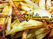 "Patatas ""fritas"" horno"