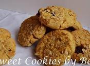 Cookies calabaza arándanos avena (apto para diabéticos)