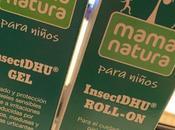 """duelen mosquitos"""" InsectDHU Mamá Natura"""