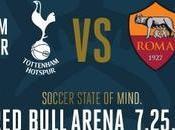 Tottenham Roma Vivo International Champions Martes Julio 2017