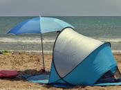 ¿Qué llevar playa para pequeños?