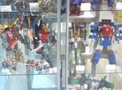Exposición oficial Transformers, hasta agosto Madrid