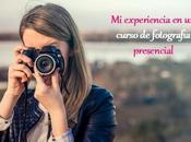 experiencia curso fotografia presencial