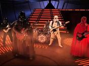 Star Wars clave metalera: Galatic Empire