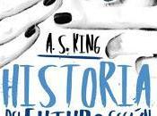 Historia futuro según Glory O'Brien, A.S. King