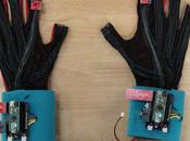 guante puede convertir lenguaje señas texto digital
