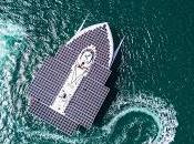 Llega país primer barco autónomo gracias energía solar