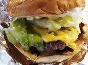 Hamburguesa XXXV: Five Guys, burguers favoritas Obama