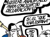 Mariano Rajoy: testigo, privilegios defensores
