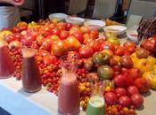 """Presentacion tomate """"huevo toro"""" restaurante lago (estrella michelin), marbella"""