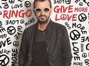 """RINGO OTRA VEZ: """"GIVE MORE LOVE"""", ÁLBUM, APARECE SETIEMBRE"""