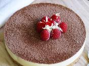 Cheesecake Chocolate Blanco (Sin Horno)